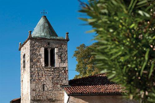 testo - la torre campanaria